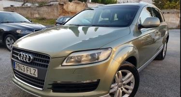 Audi Q7 3.0 Tdi 232cv Tiptronic