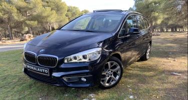 BMW 218dA 150cv Gran Tourer 7 Plazas