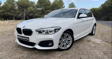 BMW 118dA M Packet 150cv