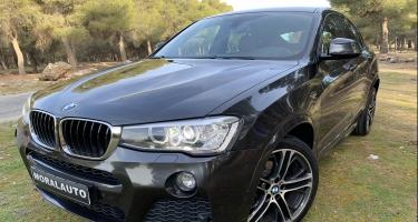 BMW X4 2.0d X Drive 190cv