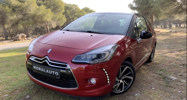 DS3 1.6HDI 100CV EXCLUSIVE
