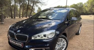 BMW 218dA Grand Tourer Luxury 7 Plazas 150cv