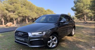 Audi Q3 2.0 Tdi 150cv S Tronic QUATTRO