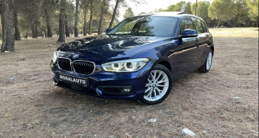 BMW 118dA 150cv Sport