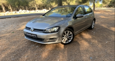 VOLKSWAGEN GOLF VII 1.6 Tdi 110cv HIGHLINE
