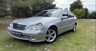 Mercedes C220 Cdi 143cv Classic Automático