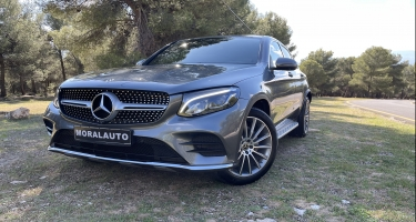 MERCEDES GLC 220d AMG Coupe 9G Tronic