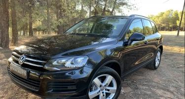 Volkswagen Touareg  Premium 3.0 V6 Tdi 240cv Tiptronic