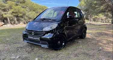 SMART FORTWO Coupe 70cv Passion