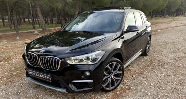 BMW X1 18dA S Drive X LINE 150cv